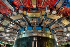 Détecteur de particules Images stock