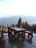 Détendez en montagne Photos libres de droits