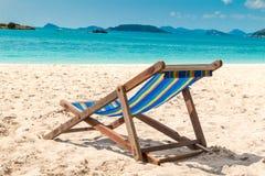 Détendez sur la plage images stock