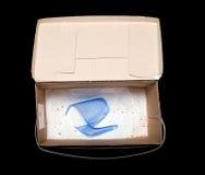 Détergent de blanchisserie photographie stock libre de droits