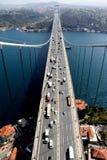 Détroit d'Istanbul images stock