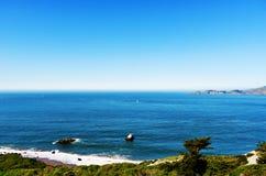 Détroit de Golden Gate photo stock