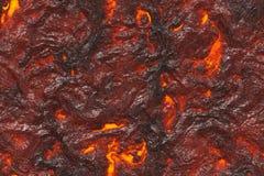 Détruisez le modèle fondu de nature Lave abstraite texturisée illustration libre de droits