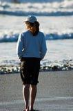 Détruit en mer Image libre de droits