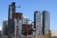 Développement 32 de Toronto Photo libre de droits