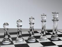 Développement d'échecs Photographie stock