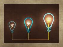 Développement des affaires Image libre de droits
