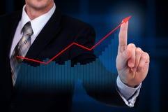 Développement des affaires au succès et au concept croissant de croissance photo libre de droits