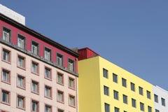 Développement neuf de condominium Photographie stock libre de droits