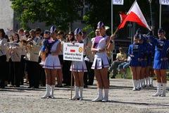 Día 01.05.2009 del trabajador internacional Imagen de archivo libre de regalías