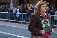 Día 2012 de Anzac Fotografía de archivo libre de regalías