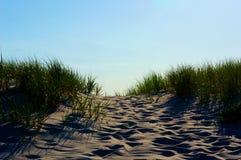 Día asoleado de la playa Fotografía de archivo libre de regalías