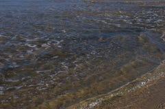 Día asoleado de la playa Imágenes de archivo libres de regalías