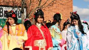 Día de año nuevo chino Imagenes de archivo