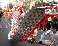 Día de año nuevo chino Foto de archivo