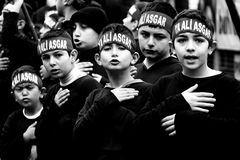 Día de Ashura en Estambul Imágenes de archivo libres de regalías