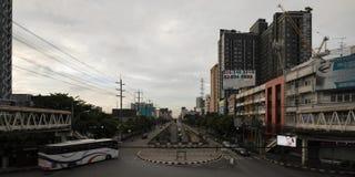Día de Bangkok a la noche metrajes