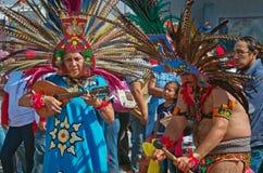 Día de banquete de la Virgen de Guadalupe en Ciudad de México fotografía de archivo libre de regalías