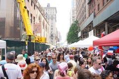 Día de Bastille NYC 2015 5 Foto de archivo