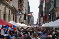 Día de Bastille NYC 2015 31 Foto de archivo libre de regalías