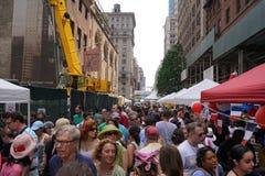 Día de Bastille NYC 2015 32 Imágenes de archivo libres de regalías