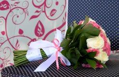 Día de boda Imagen de archivo libre de regalías