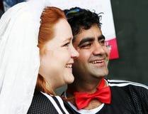 Día de boda Foto de archivo libre de regalías