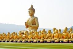 Día de Buda del monumento de la Luna Llena Fotografía de archivo libre de regalías