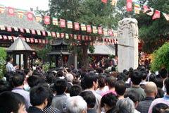 Día de Buddha Imagen de archivo