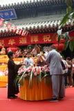 Día de Buddha Fotografía de archivo