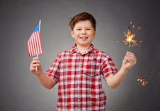 Día de fiesta americano Imagenes de archivo