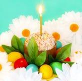 Día de fiesta cristiano de Pascua. Imágenes de archivo libres de regalías