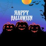 Día de fiesta de Halloween del día de fiesta Imagen de archivo