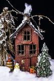 Día de fiesta de la Navidad Foto de archivo
