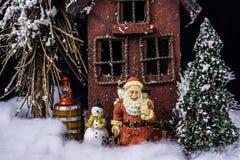 Día de fiesta de la Navidad Imagen de archivo