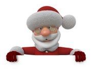 día de fiesta de la Navidad 3d Fotografía de archivo libre de regalías