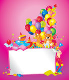 Día de fiesta de los niños Imagen de archivo libre de regalías