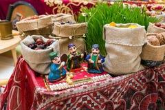 Día de fiesta de Novruz Imagenes de archivo