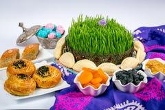 Día de fiesta de Novruz Imagen de archivo