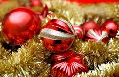 Día de fiesta-decoraciones Foto de archivo libre de regalías