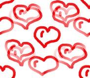 Día de fiesta del amor y del corazón Imagenes de archivo