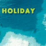 Día de fiesta del mar Fotografía de archivo