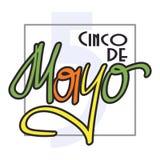 Día de fiesta del mexicano de Cinco de Mayo