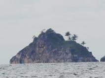 día de fiesta en una isla tropical foto de archivo libre de regalías