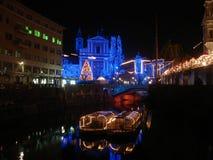 Día de fiesta esloveno Imagen de archivo libre de regalías