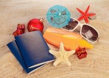 Día de fiesta exótico del Año Nuevo Imágenes de archivo libres de regalías