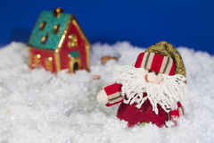 Día de fiesta hermoso de la Navidad imágenes de archivo libres de regalías