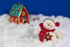 Día de fiesta hermoso de la Navidad imagen de archivo libre de regalías