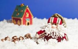 Día de fiesta hermoso de la Navidad foto de archivo libre de regalías