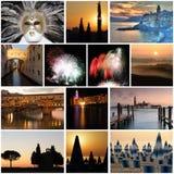 Día de fiesta italiano romántico foto de archivo